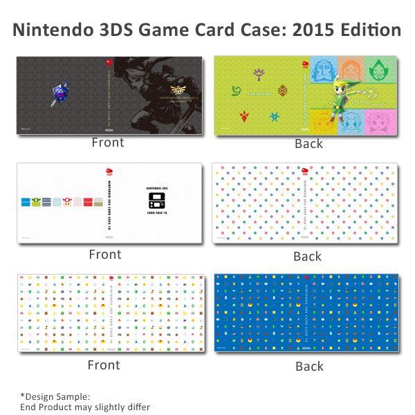 Nintendo 3ds Game Card : Nintendo ds game card case edition club
