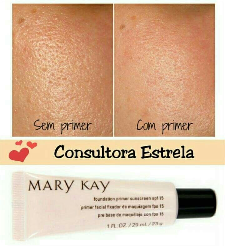 Primer Facial con FPS 15 Mary Kay