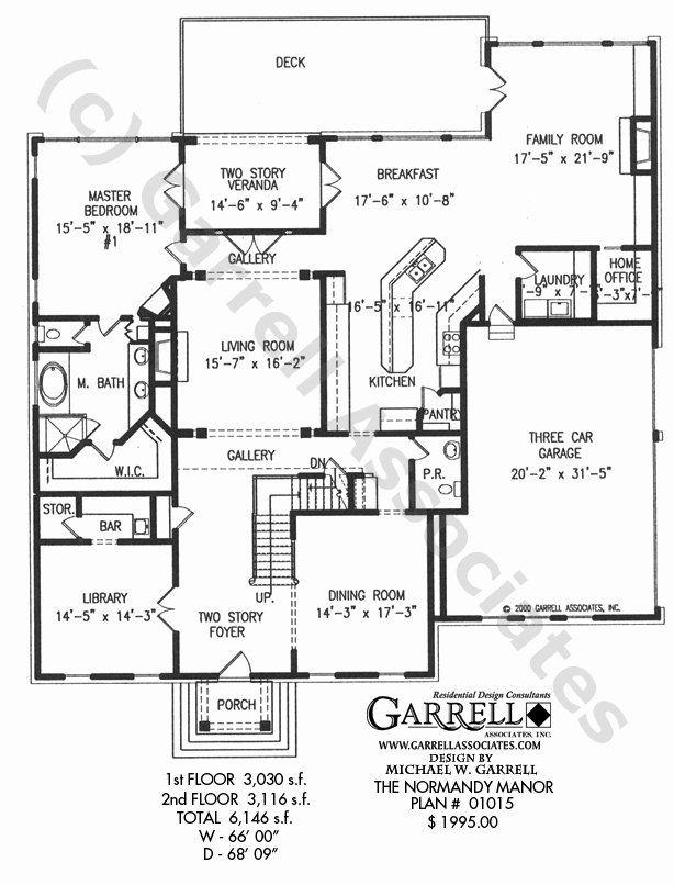 Dual Master Bedroom House Plans Elegant Normandy Manor House Plan Bedroom House Plans Barndominium Floor Plans Floor Plans