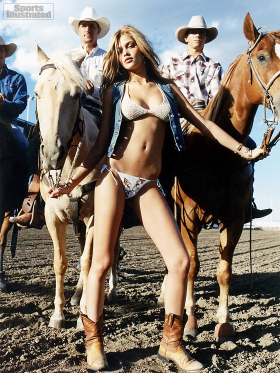 Ana Beatriz Barros - Sports Illustrated Swimsuit 2004 Photographed by: Walter Chin