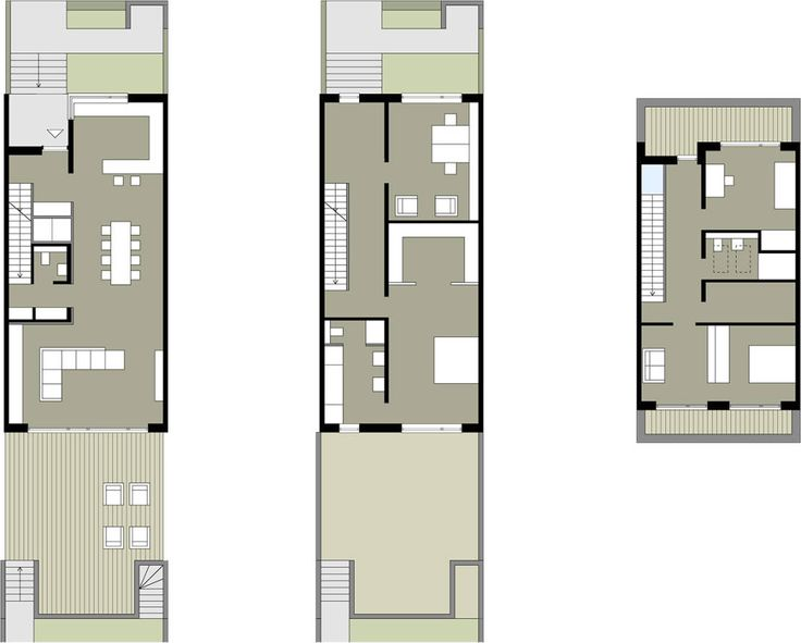 91 best architecture images on Pinterest Architectural drawings - welche treppe fr kleines strandhaus