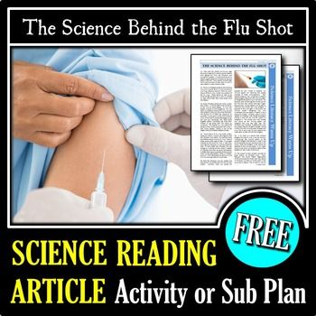 Science articles make great science sub plans, but finding reliable and interesting science articles on the internet or in periodicals is very time consuming. Formatting online articles to fit a printed page can also be challenging and can often waste time and paper.
