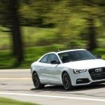 2016 Audi A5 Automatic  Instrumented Test