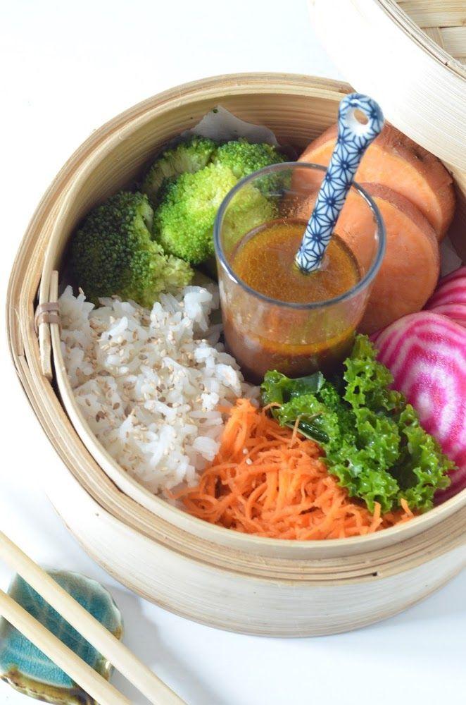 Les bonheurs d'Anne & Alex: La sauce dragon ou comment sublimer vos légumes