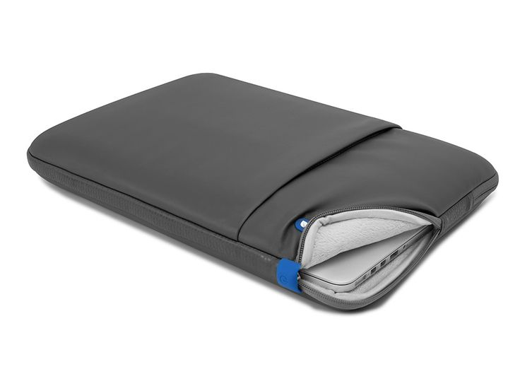 """Incase Pro Sleeve Deluxe, Schutzhülle für MacBook Pro 13"""", grau   Online kaufen bei GRAVIS - Autorisierter Apple Online Shop"""