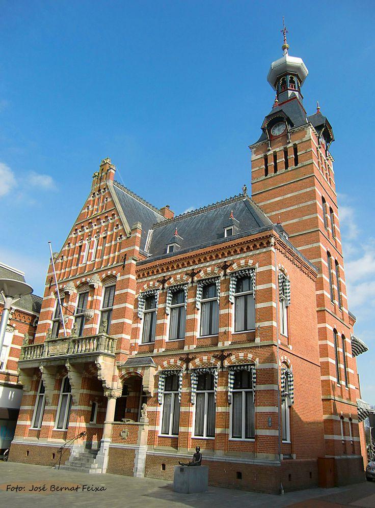 Winschoten, The old city hall