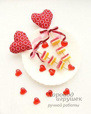 Сердечки для украшения праздничного стола #valentineday #hearts #14февраля #деньсвятоговалентина #дляпраздничногостола #сердца  #ручнаяработа #DIY 150 руб шт