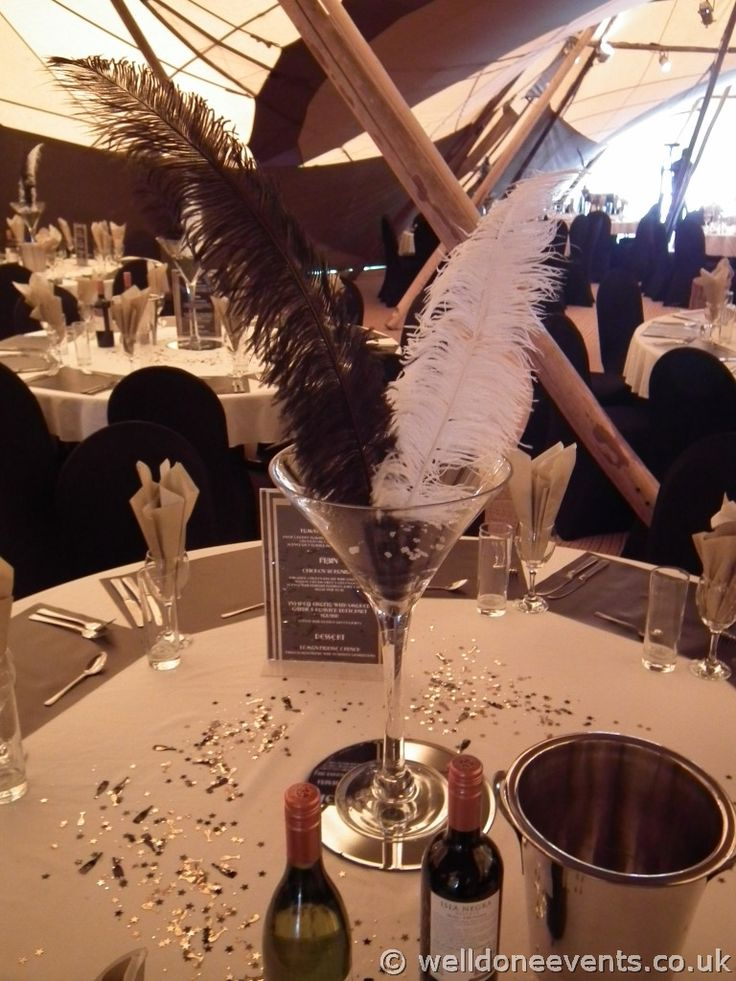 great gatsby themed parties | 1920′s – Great Gatsby theme parties
