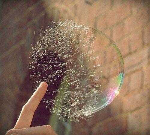 Bubble! Como un beso