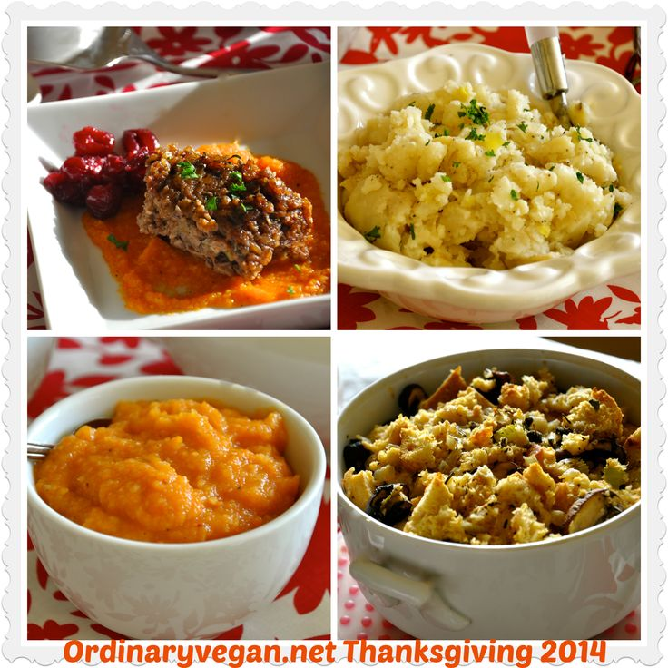 healthy thanksgiving side dishes ideas