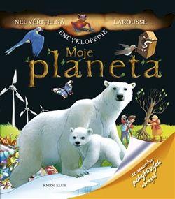Obálka titulu Moje planeta