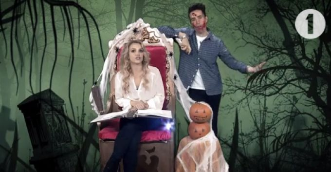 """It's Britney Witch"", el especial de Britney Spears para BBC Radio 1"