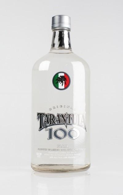 Tarantula 100 Plata Tequila