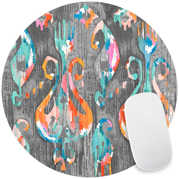 Spiral of Silence Mouse Pad Decal