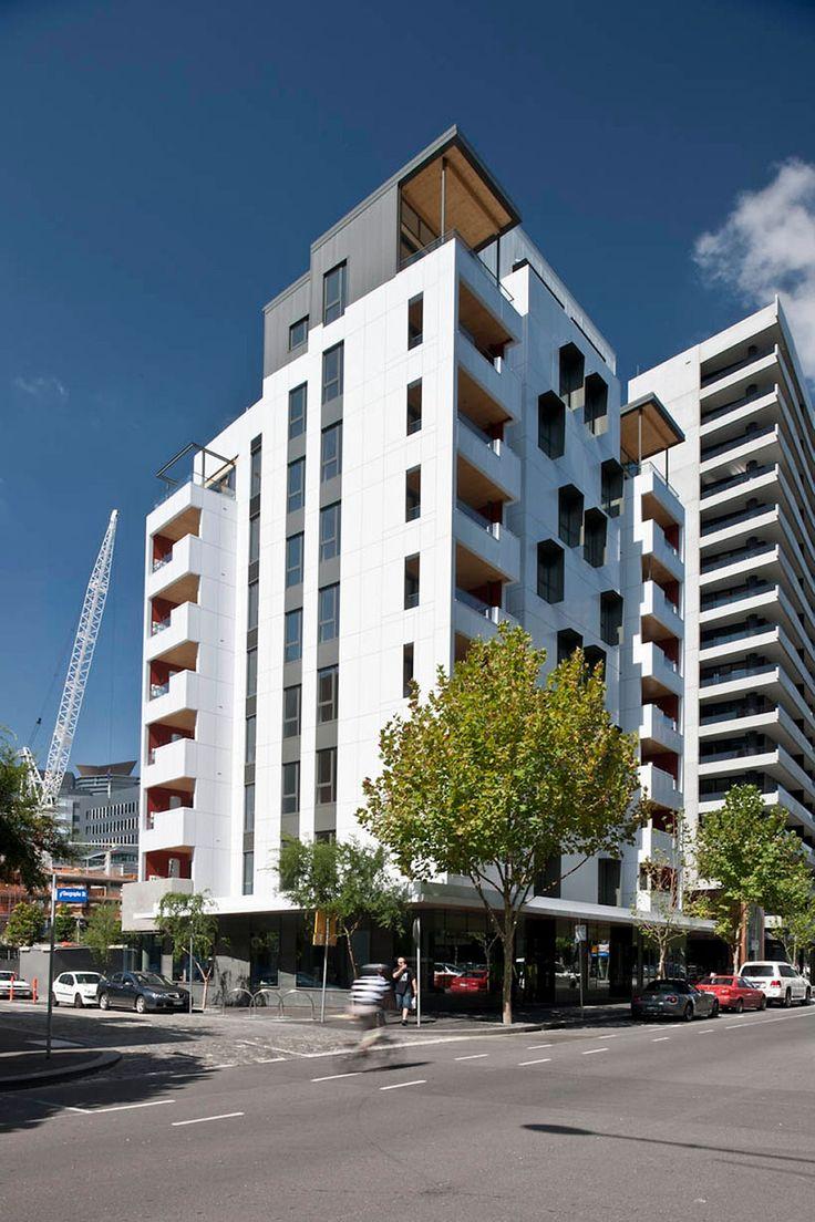 Forte Apartments, Victoria Harbour, Melbourne, Australia  / Lend Lease