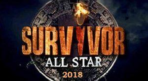 Survivor All Star 1. Bölüm izle 10 Şubat 2018