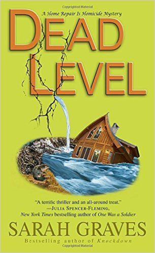 Dead Level - Sarah Graves - 2012 - Jacobia Tiptree Book