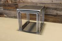 Un nuovo set di tavolini da salotto che soddisfa le richieste più contemporanee dell'interior design!