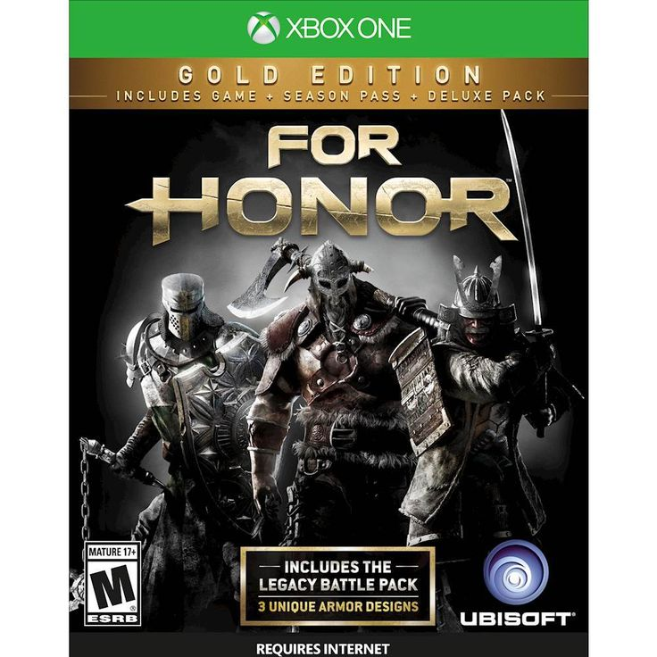 For Honor: Gold Edition - Xbox One