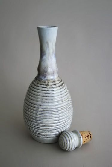 ... -Ceramic-Decanter - Ceramics and Pottery Arts and Resources