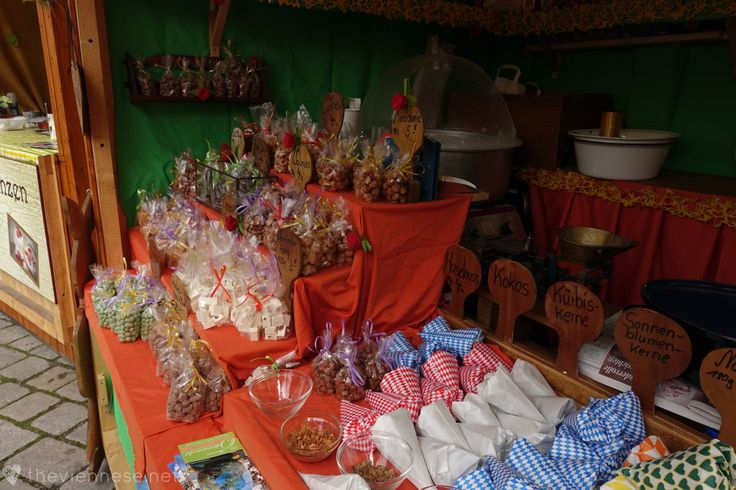 You can buy all sorts of sweets and souvernirs at the Easter market at Freyung http://bit.ly/1D6H3QY