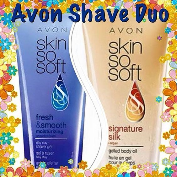 Having shaving issues, get cuts and dry skin every time you shave. Try this duo the Avon Shave Duo skin so soft fresh and smooth to get all those nasty hairs shave away and then use skin so soft signature silk. The best shave duo out there!! Shop online today at www.youravon.com/my1724 or by clicking on the pin!!