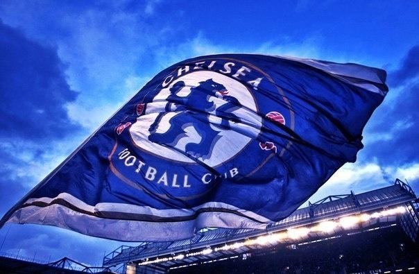 Chelsea FC Flag...