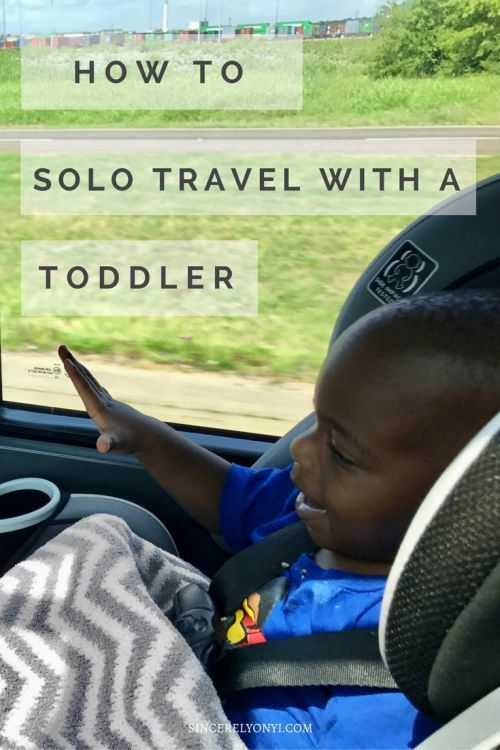 How to solo travel with a toddler #airplane #bus #car #hack