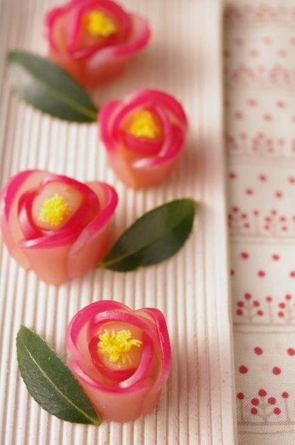 Wagashi #food #Japanese #sweets