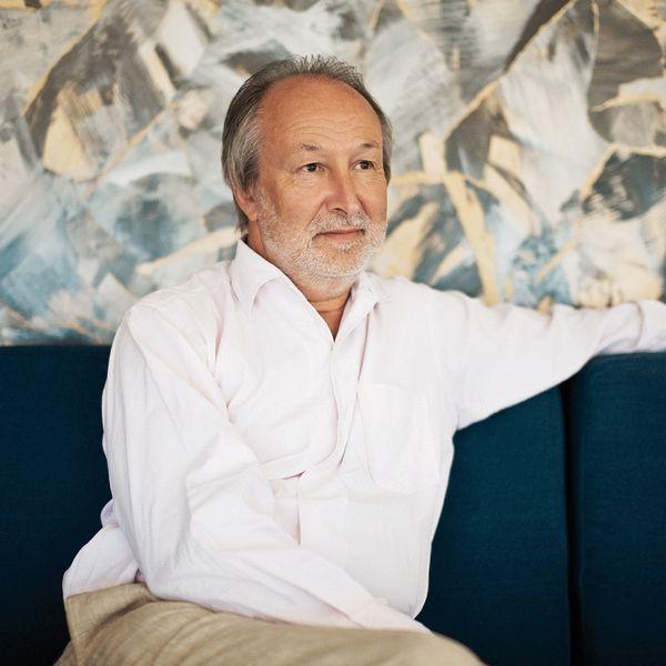 Jérôme Clément ex-President of Arte TV © Fabien Lemaire