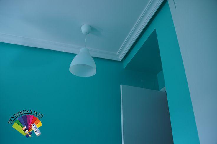 Pintura plástica de interior