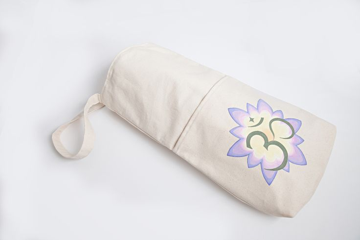 Hand Painted Meditation Bench Bag - Deluxe Designs, $45.00 (http://www.meditationbench.com/hand-painted-bench-bag-deluxe-designs/)