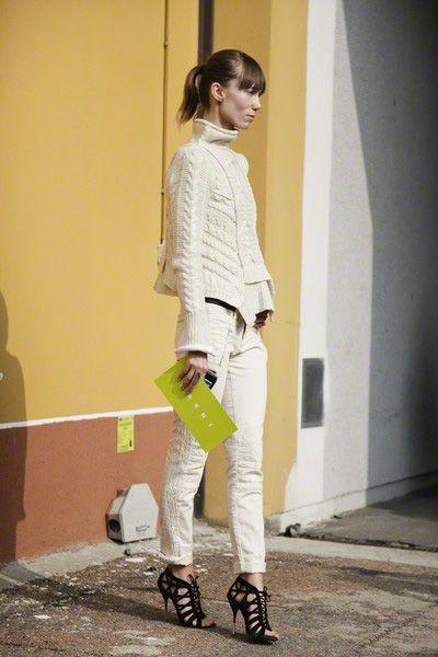 Anya Ziourova - Page 11 - the Fashion Spot