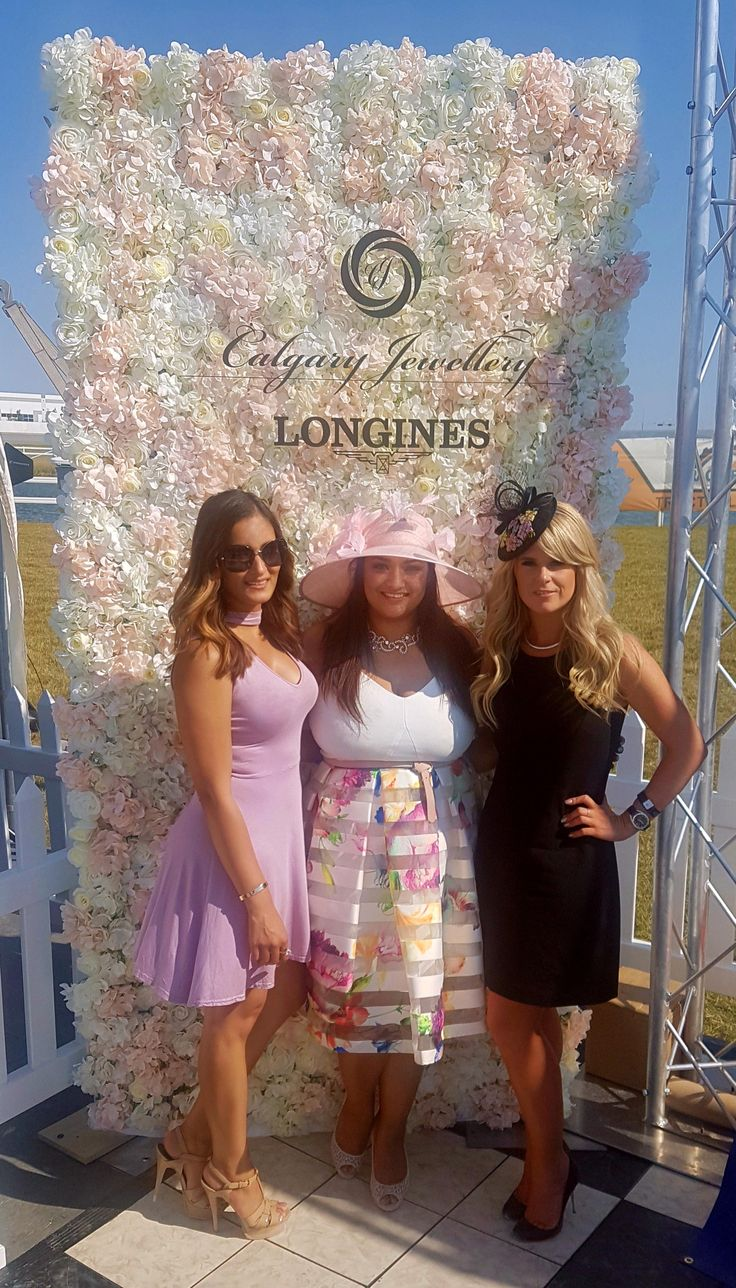 Great day at the races Saturday July 29, with Longines at Packwood Grand! Showcasing Equestrian and elegant watches as an official event sponsor.
