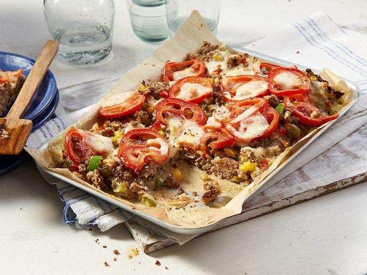 Hackfleisch-Pizza, ein schönes Rezept aus der Kategorie Gemüse. Bewertungen: 68. Durchschnitt: Ø 4,2.