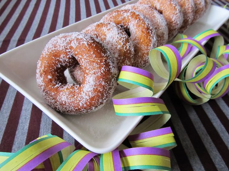 Vapun pehmeät munkit – Soft Doughnuts for May Day