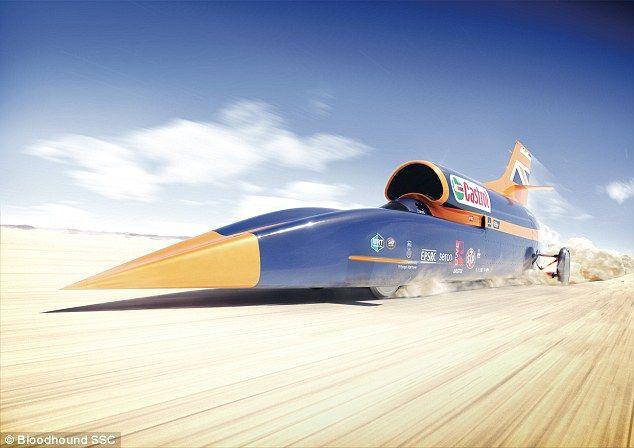 Automobilul supersonic Bloodhound este pregatit pentru primele teste ce vor avea loc in cursul acestei veri, teste ce reprezinta o etapa in vederea atingerii obiectivului de a depasi....