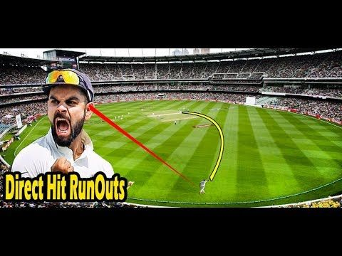 Top 10 Best Direct Hit Run Outs In cricket history upgrade 2017  Best Ru...