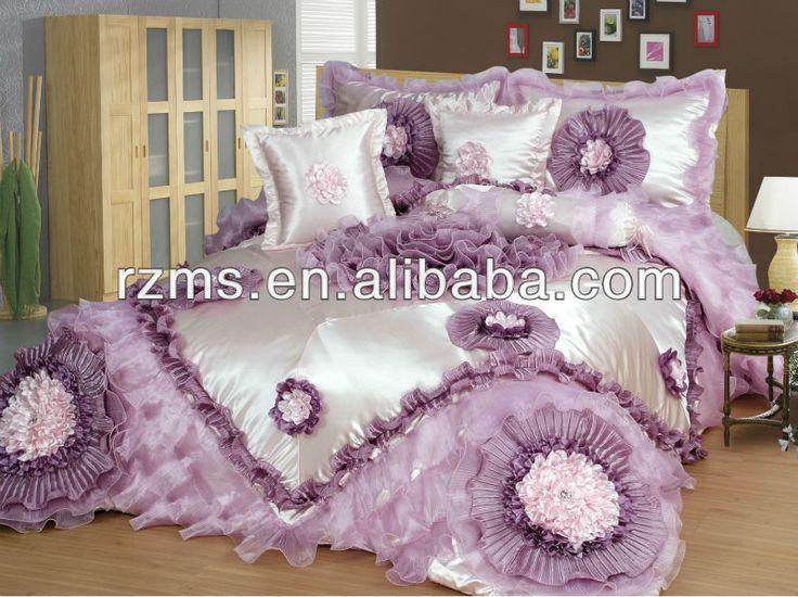 Handwork  bed cover! HOT DESIGN