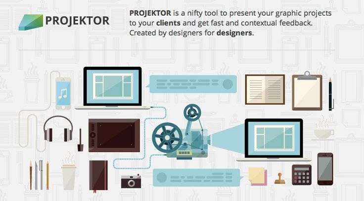 Present your graphic projects to your clients with Projektor http://www.startupbird.com/present-your-graphic-projects-to-your-clients-with-projektor/