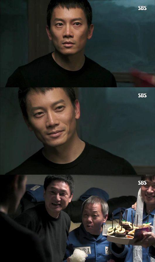"Birthday Scene In ""Defendant"" Written To Celebrate Ji Sung's Actual Birthday | Soompi"