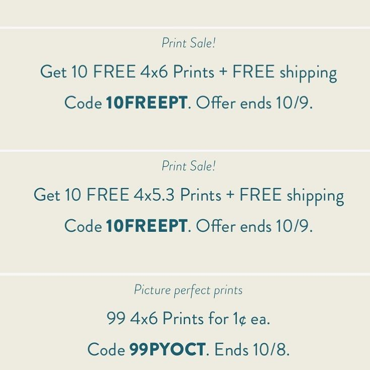Deleting Soon But Guys You Can Order 10 Free Prints Free Shipping