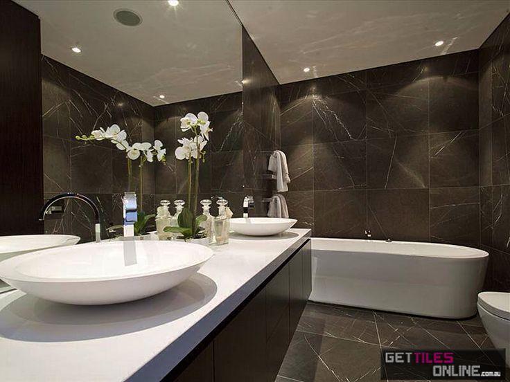 Pietra-Grey Honed 610x610 (Code:00032) - Get Tiles Online
