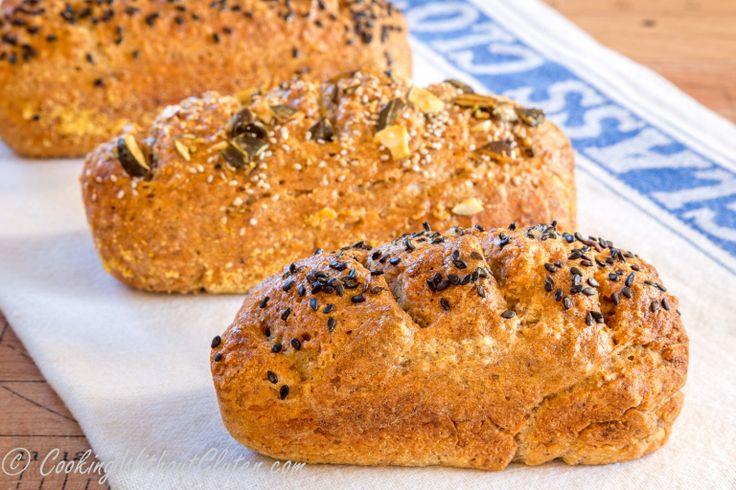 Замена пшеничной муки в безглютеновой выпечке