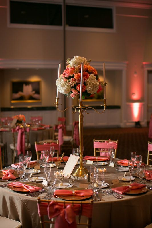 1000 ideas about coral gold weddings on pinterest gold