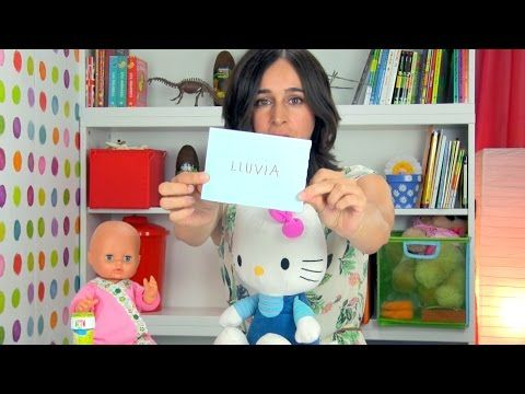 Juego para corregir faltas de ortografía en los niños - YouTube