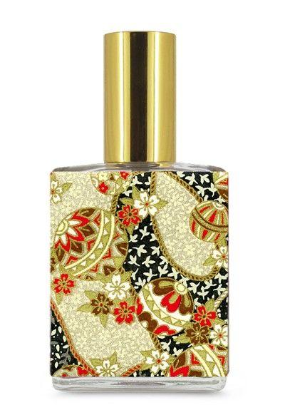 Geisha Vanilla Hinoki Eau de Parfum  by Aroma M-Bergamot, hinoki, lavender, leather, patchouli, amyris, cedarwood