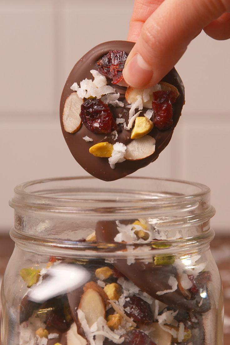 Chocolate Trail Bites