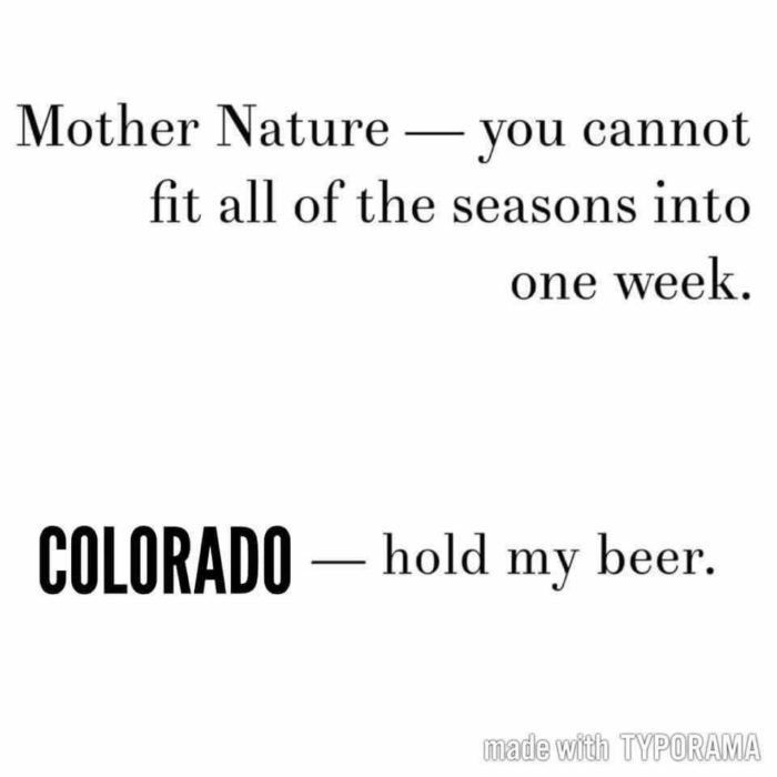 15. One last weather joke for the road.