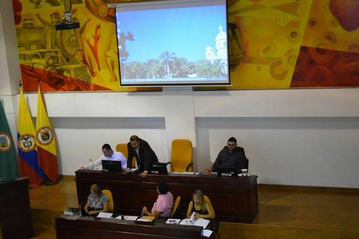 Concejo escuchó a los candidatos a la Contraloría Municipal
